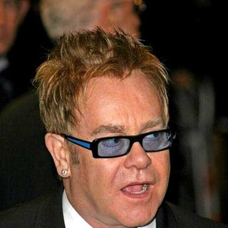 Elton John in Casino Royale World Premiere - Red Carpet
