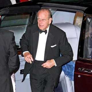 Prince Phillip in Casino Royale World Premiere - Red Carpet