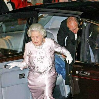 Queen Elizabeth II in Casino Royale World Premiere - Red Carpet