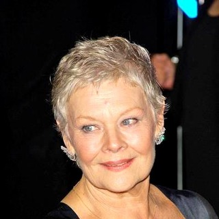 Judi Dench in Casino Royale World Premiere - Red Carpet