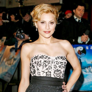 Brittany Murphy in Happy Feet UK Movie Premiere - Arrivals
