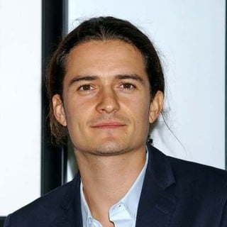 Orlando Bloom in The Good German Hollywood Premiere