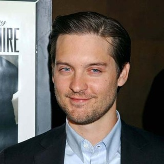 Tobey Maguire in The Good German Hollywood Premiere