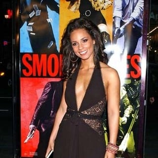 Alicia Keys in Smokin' Aces World Premiere