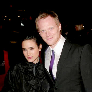 Paul Bettany, Jennifer Connelly in Blood Diamond Movie Premiere in London