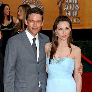 Claire Forlani in 13th Annual Screen Actors Guild Awards - Arrivals - SPX-004216