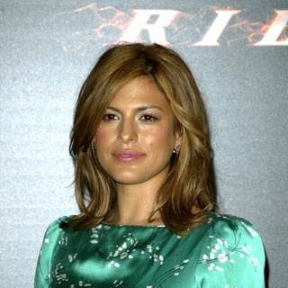 Eva Mendes in The Ghost Rider Photocall at the Santo Mauro Hotel in Madrid - SPX-004221