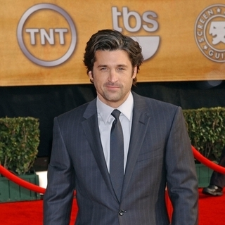 Patrick Dempsey in 13th Annual Screen Actors Guild Awards - Arrivals