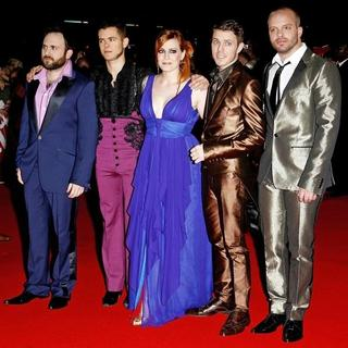 Scissor Sisters in 2007 Brit Awards - Arrivals