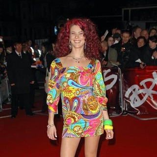 Joss Stone in Joss Stone in 2007 Brit Awards - Arrivals