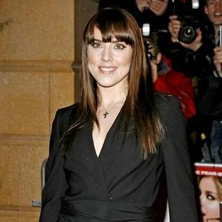 Melanie C in I Want Candy Movie Premiere in London