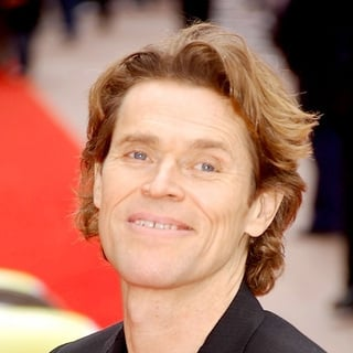 Willem Dafoe in Mr. Bean's Holiday Movie Premiere in London