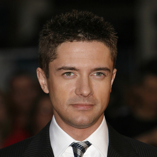 Topher Grace in Spider-Man 3 London Premiere - Red Carpet