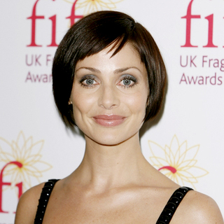 Natalie Imbruglia in 2007 UK FiFi Awards at The Dorchester in Park Lane in London April 23, 2007