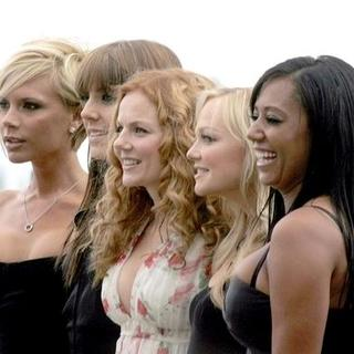 Spice Girls in The Spice Girls Reunion World Tour - Press Conference Arrivals