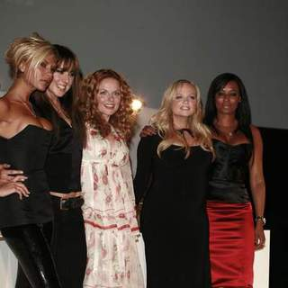 Spice Girls in The Spice Girls Reunion World Tour - Press Conference