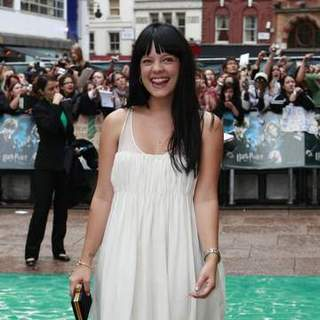 Lily Allen - Harry Potter And The Order Of The Phoenix - London Movie Premiere - Arrivals