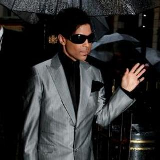 Prince in The Bourne Ultimatum UK Premiere in Leicester Square