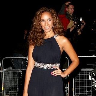 Leona Lewis in 2007 GQ Magazine Men of the Year Awards - Arrivals
