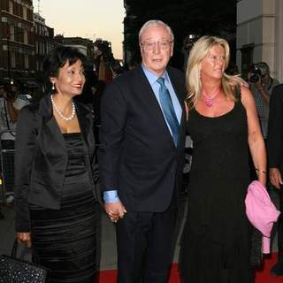 Michael Caine in 2007 GQ Magazine Men of the Year Awards - Arrivals