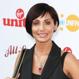 Natalie Imbruglia in Virgin Unite Campaign to End Fistula Celebrity Bowl Off - Arrivals