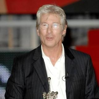 Richard Gere in San Sebastian International Film Festival 2007 - Richard Gere Receives Lifetime Achievement Donosti