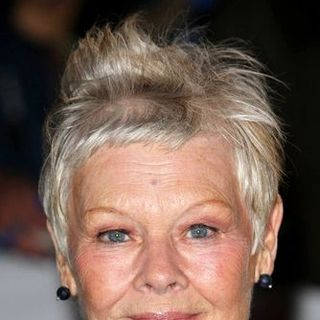 Judi Dench in National Movie Awards 2007 - Arrivals