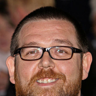 Nick Frost in National Movie Awards 2007 - Arrivals