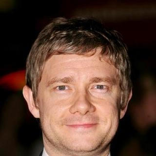Martin Freeman in BFI 51st London Film Festival: Eastern Promises - Opening Gala