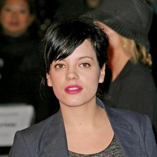Lily Allen in The Times BFI London Film Festival - 'Brick Lane' - Movie Premiere - Arrivals - SPX-014940