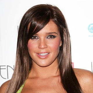 "Danielle Lloyd in ""Safety Nets Ball"" in Aid of the Marine Connection"