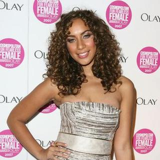 Leona Lewis in Cosmopolitan Fun Fearless Female Awards with Olay 2007 - Arrivals