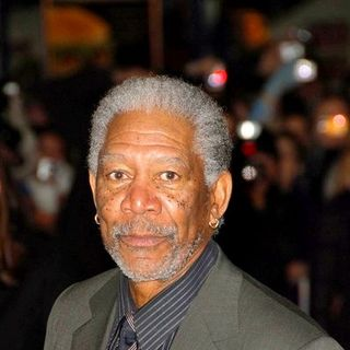 "Morgan Freeman in ""Bucket List"" London Premiere - Arrivals"