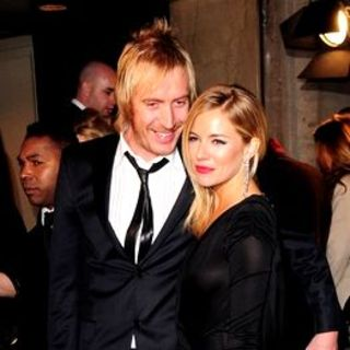 Sienna Miller, Rhys Ifans in The Orange British Academy of Film and Television Arts Awards 2008 (BAFTA) - Aftershow Party Arriva