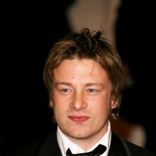 Jamie Oliver in The Orange British Academy of Film and Television Arts Awards 2008 (BAFTA) - Outside Arrivals