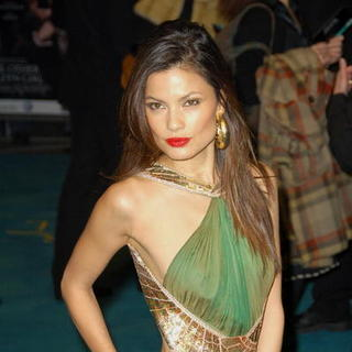 "Natassia Malthe in ""The Other Boleyn Girl"" Royal London Premiere - Red Carpet Arrivals"