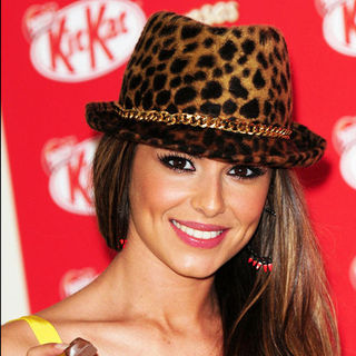 "Cheryl Cole, Girls Aloud in Girls Aloud Launches the New ""Kit Kat Senses"" Chocolate Bar - Photocall"
