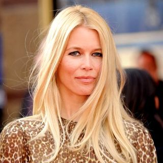 "Claudia Schiffer in ""Flashbacks of a Fool"" London Premiere - Arrivals"