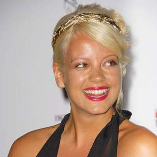 "Lily Allen in 2008 Cannes Film Festival - Akvinta GQ Party for ""How to Loose Friends and Alienate People"" Premiere - SPX-021683"