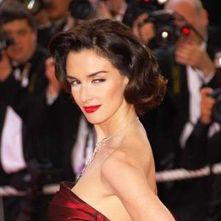 "Paz Vega in 2008 Cannes Film Festival - ""Indiana Jones and the Kingdom of the Crystal Skull"" Premiere - Arrival"