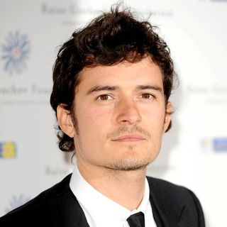 Orlando Bloom in 3rd Annual Raisa Gorbachev Foundation Gala Dinner Party - Press Room