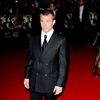"Guy Ritchie in ""RocknRolla"" - UK Premiere - Arrivals"