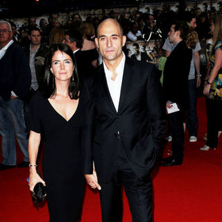 "Mark Strong in ""RocknRolla"" - UK Premiere - Arrivals"
