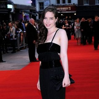 "Anna Popplewell in ""The Duchess"" London Premiere - Arrivals"