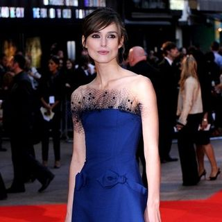 "Keira Knightley in ""The Duchess"" London Premiere - Arrivals"