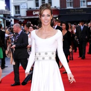 "Tara Palmer-Tomkinson in ""The Duchess"" London Premiere - Arrivals"