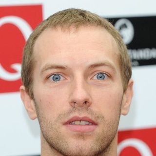 Coldplay, Chris Martin in 2008 Q Awards - Arrivals