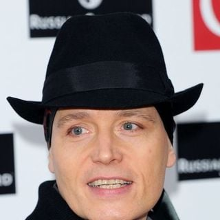 Adam Ant in 2008 Q Awards - Arrivals
