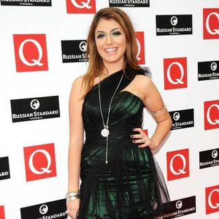 Gabriella Cilmi in 2008 Q Awards - Arrivals