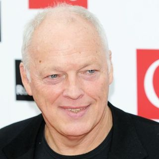David Gilmour in 2008 Q Awards - Arrivals
